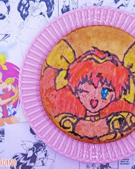 Torta pesche fresche Wedding Peach Momoko Hanasaki