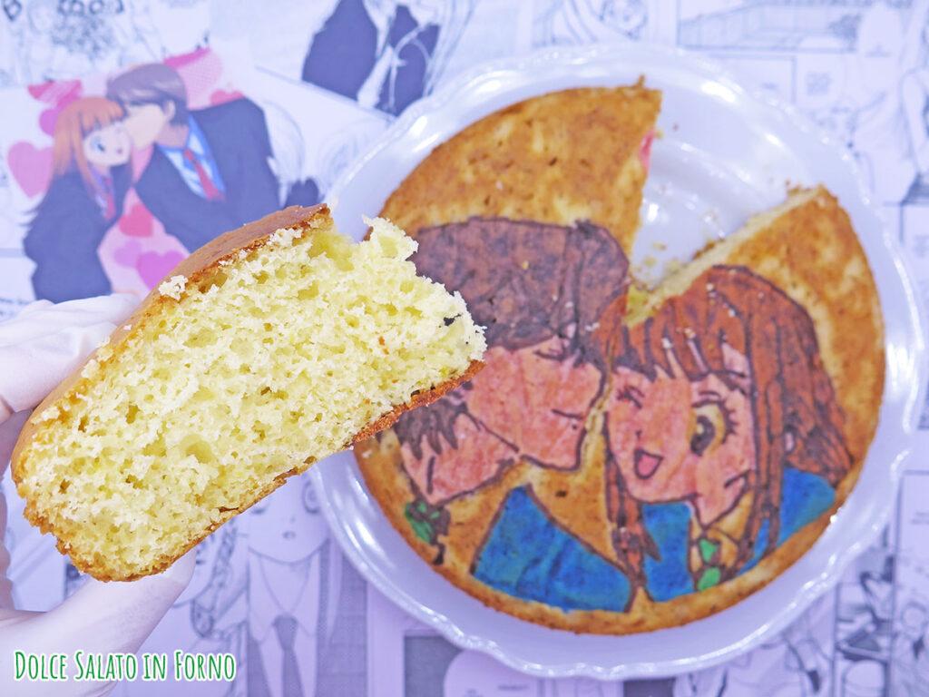 Fetta torta smemorina di Itazura Na Kiss