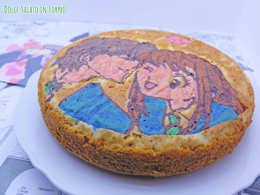 torta smemorina di Itazura Na Kiss