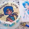 Torta tropicale cocco, ananas, lime di Sailor Mercury