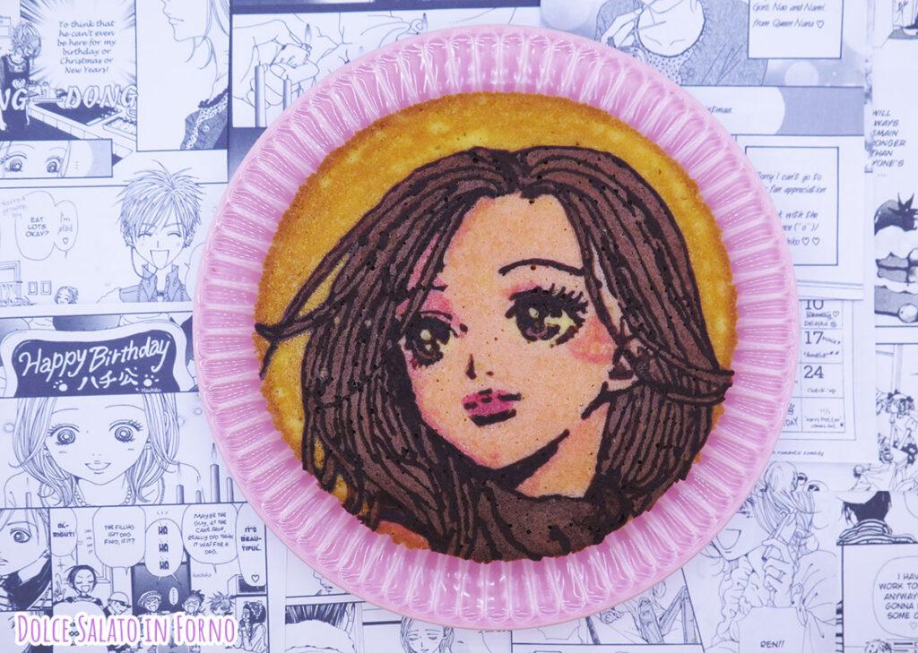 Victoria Sandwich di Nana Komatsu di Ai Yazawa